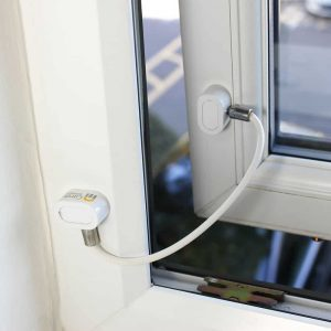 Cardea Fixed Restrictor - Open Window